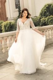 suknia ślubna LO-272T przód