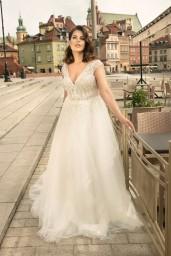 suknia ślubna LO-278T przód