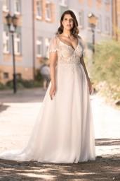 suknia ślubna LO-282T przód