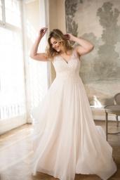 suknia ślubna LO-77T przód