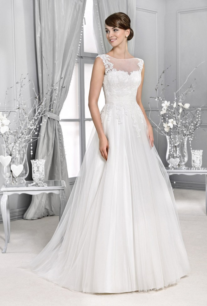 Crystal Collection Kolekcja Sukni ślubnych Agnes Koronkowe