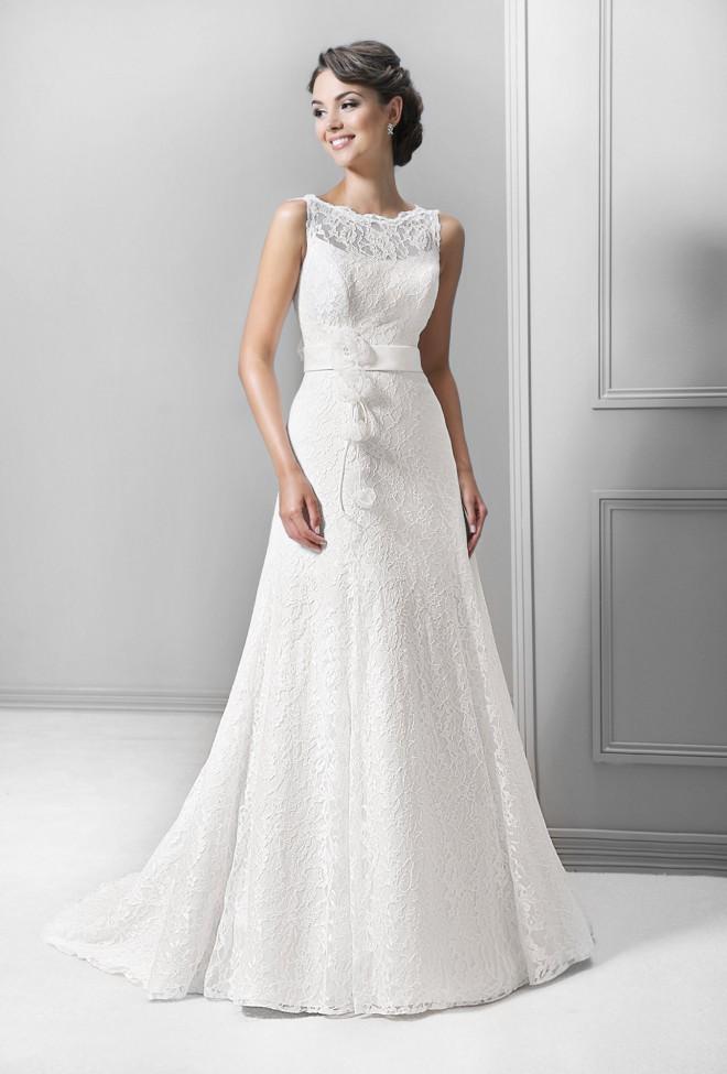 14303 Crystal Collection Kolekcja Sukni ślubnych Agnes