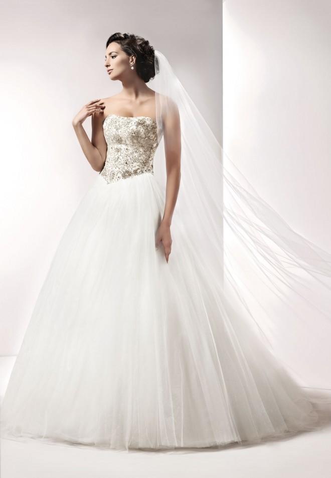 wedding dress 15013 Wyprzedaż