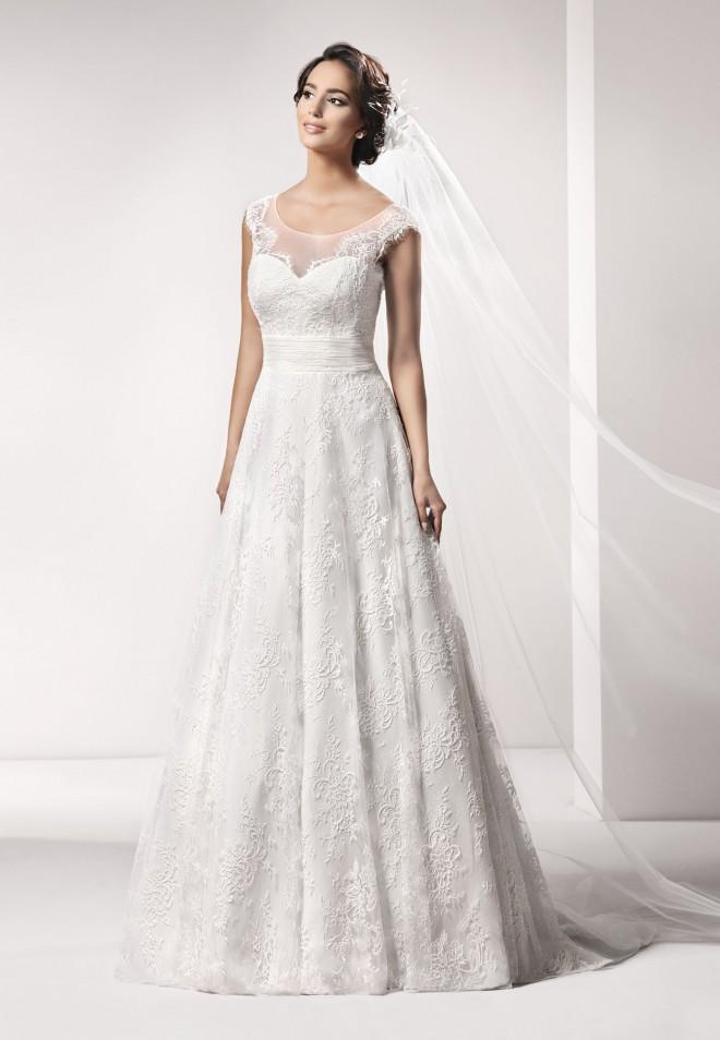 Suknia ślubna 15217 Agnes