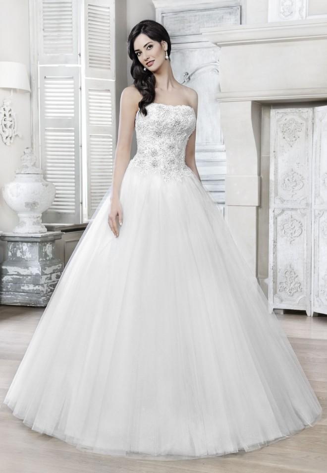 Suknia ślubna 16008
