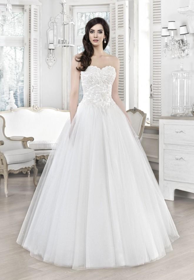 Suknia ślubna 16009T