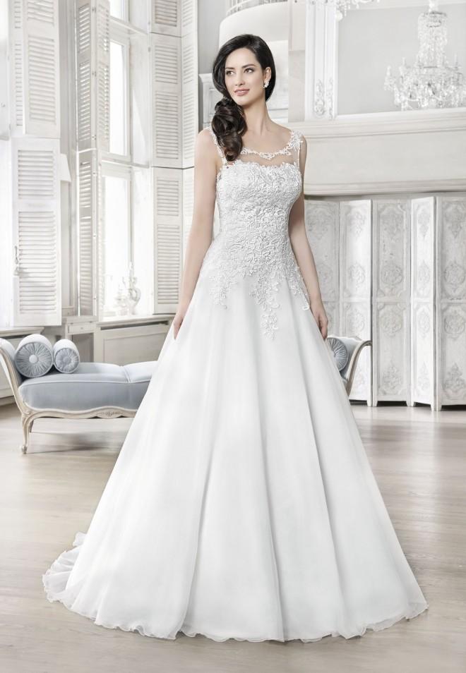 Suknia ślubna 16016T