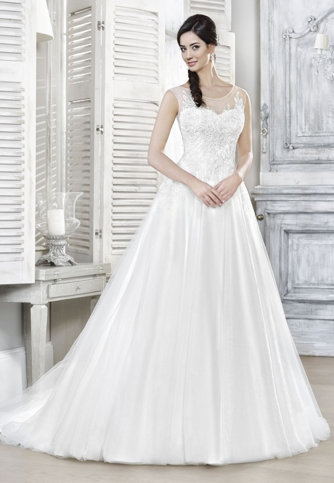 Suknia ślubna 16033T