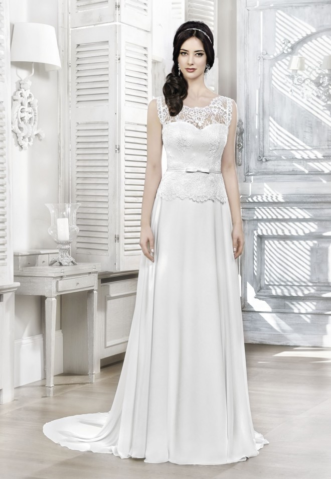 Suknia ślubna 16040T