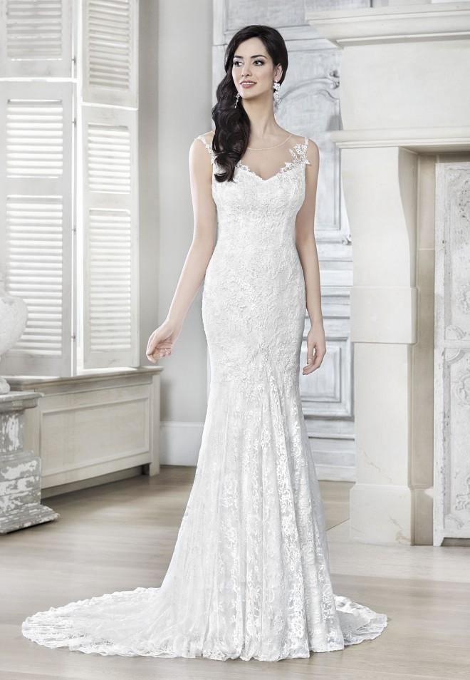 Suknia ślubna 16042TCK