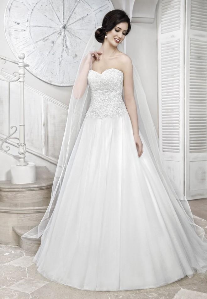 Suknia ślubna 16046T