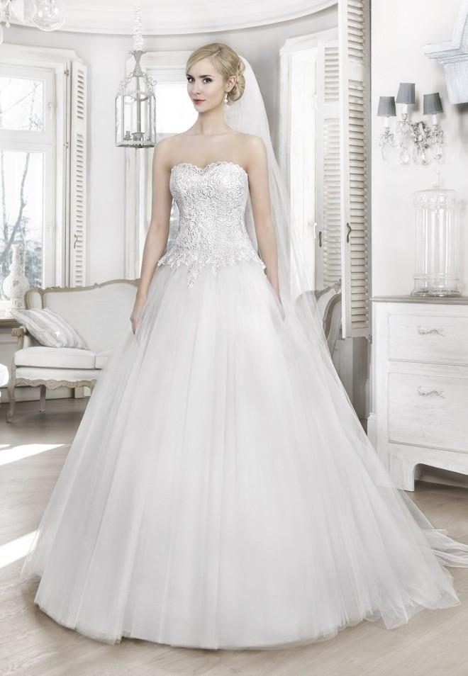 Suknia ślubna 16053T