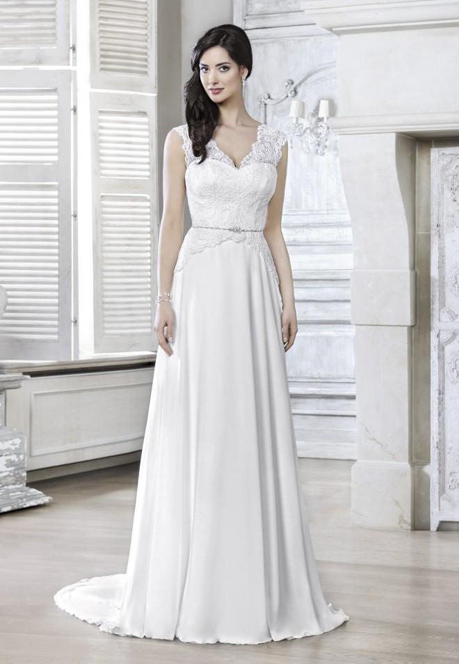 Suknia ślubna 16054T Agnes
