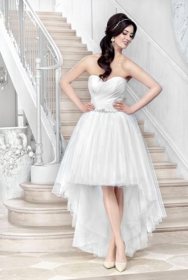 Suknia ślubna 16059