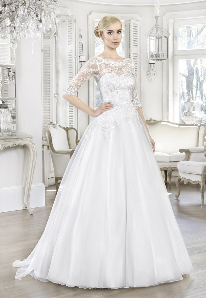 Suknia ślubna 16076T