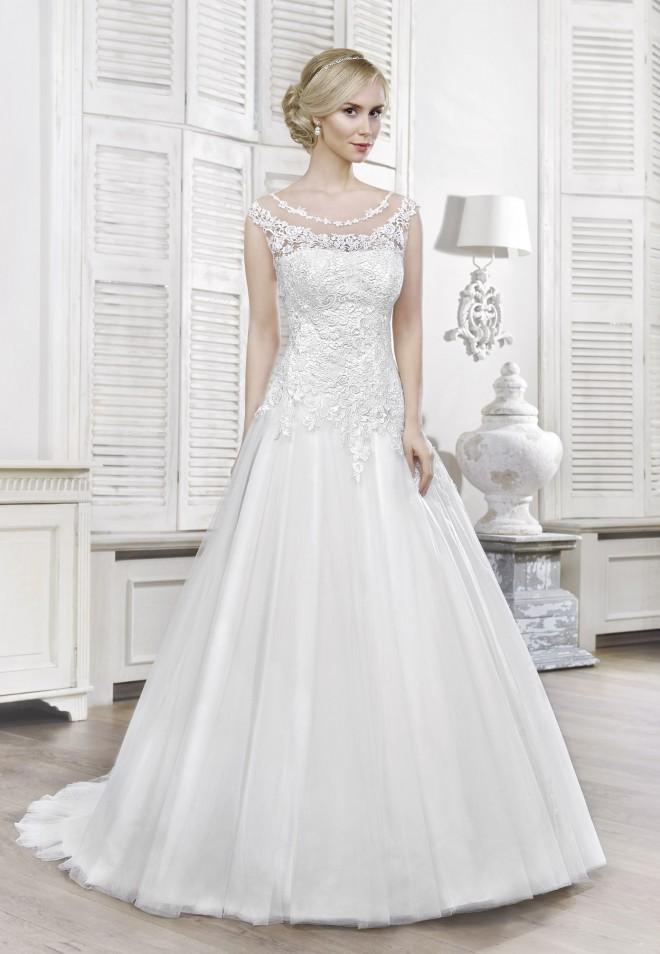 Suknia ślubna 16091T