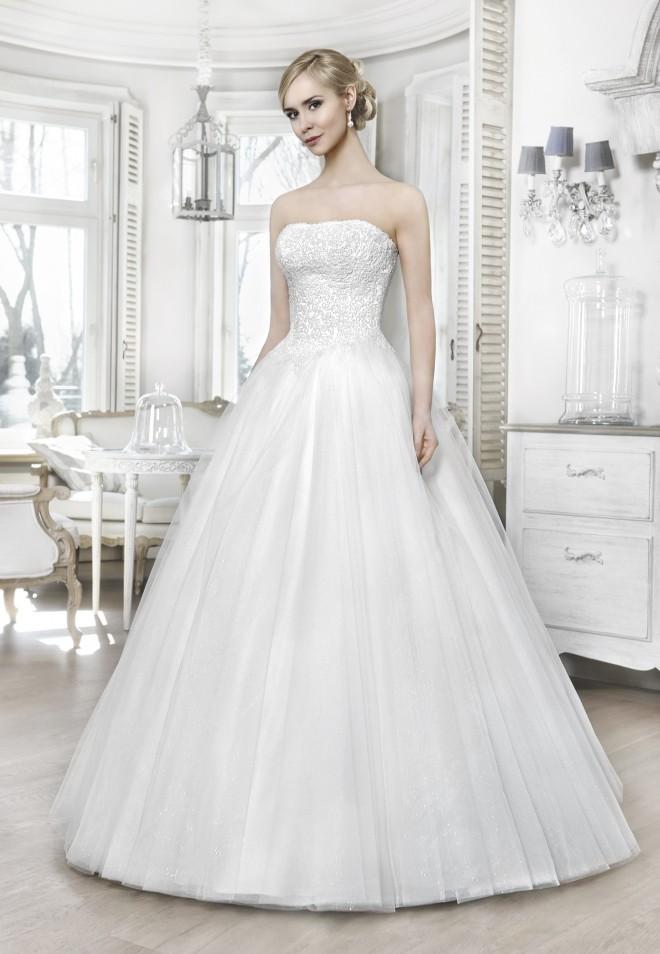 Suknia ślubna 16100