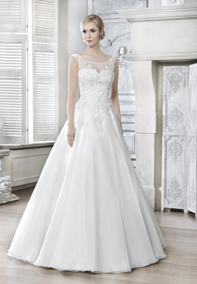 Suknia ślubna 16101