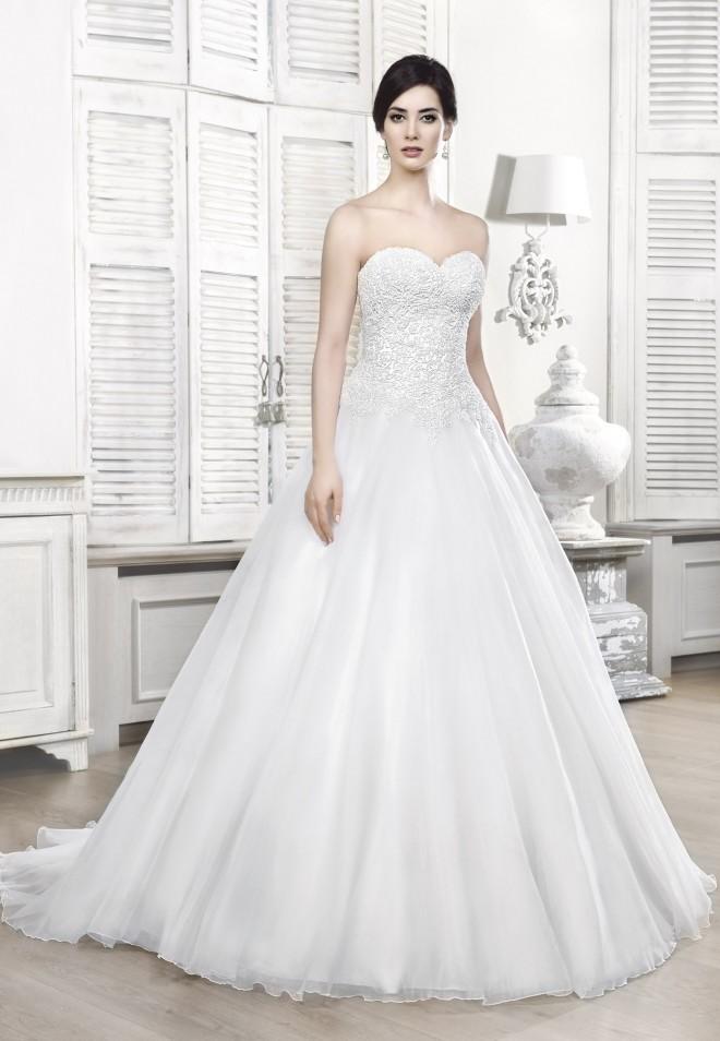 Suknia ślubna 16104T
