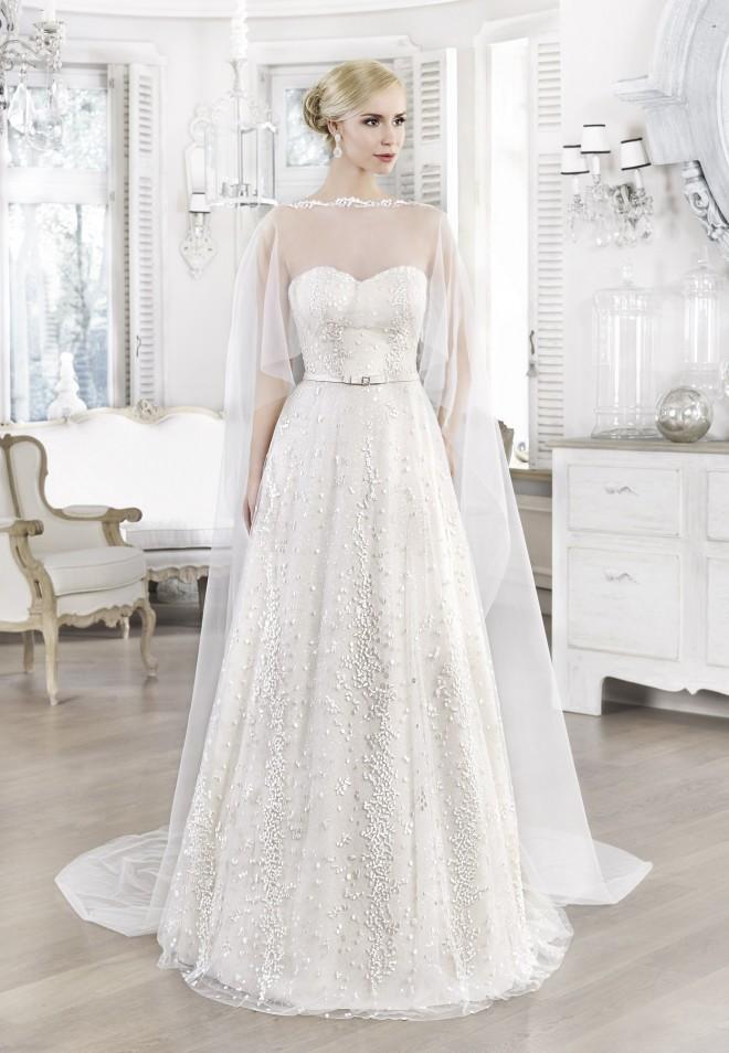 Suknia ślubna 16116TCK N-80