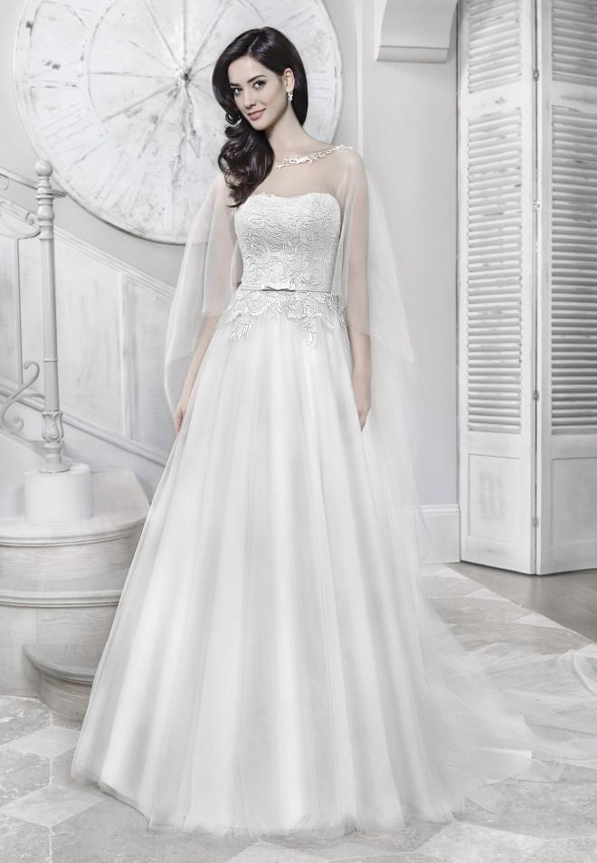 Suknia ślubna 16119T N-79