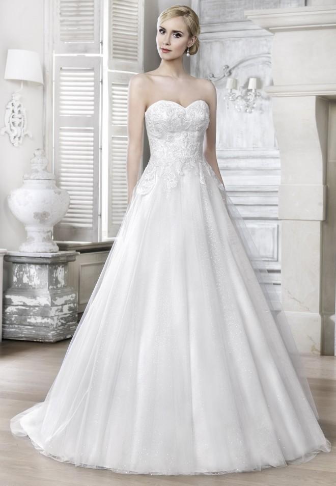 Suknia ślubna 16120T