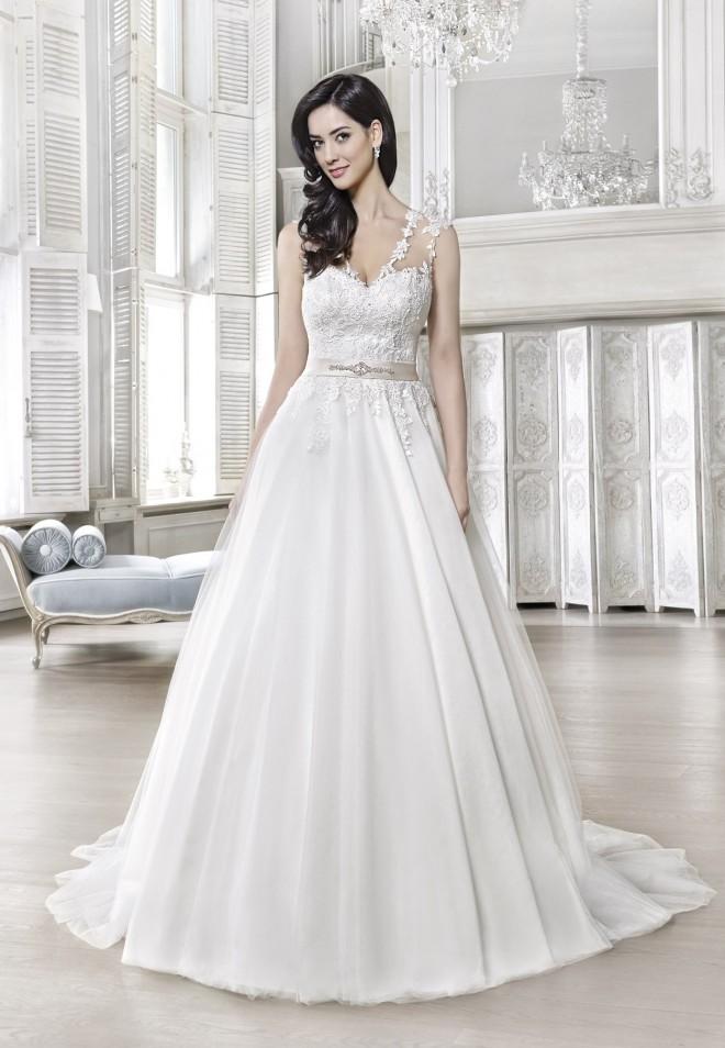 Suknia ślubna 16126T
