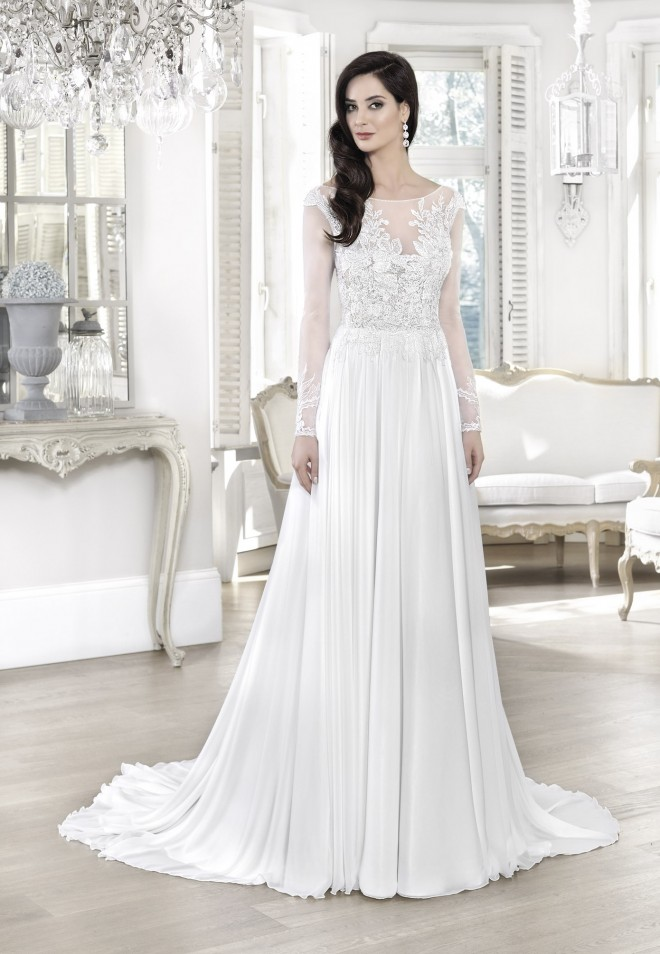 Suknia ślubna 16141T
