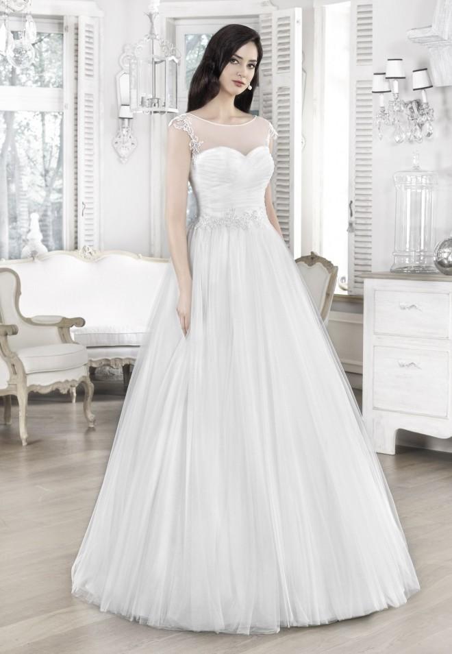 Suknia ślubna 16145