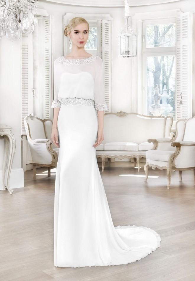 Suknia ślubna 16150T AB-603