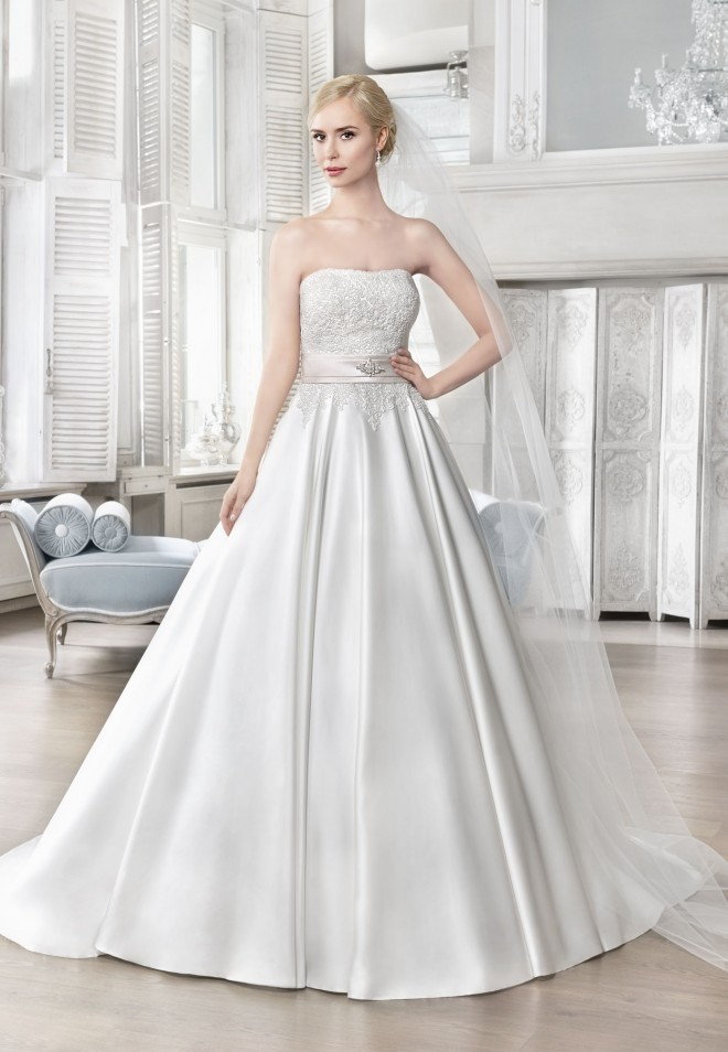 Suknia ślubna 16155T