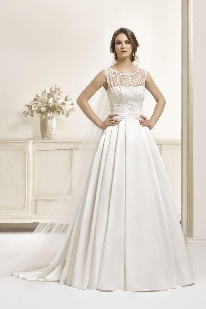Suknia ślubna 17002T