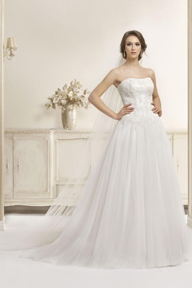 Suknia ślubna 17003T