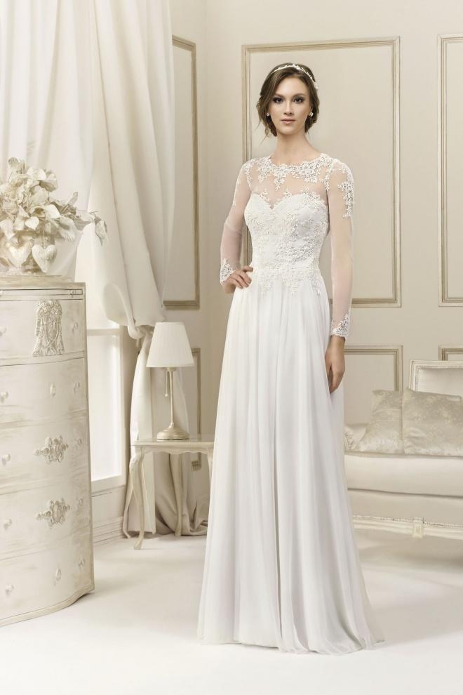 Suknia ślubna 17006