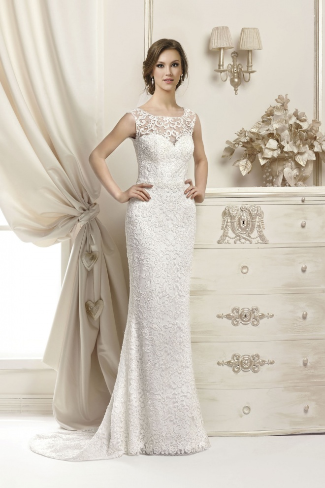 Suknia ślubna 17009T
