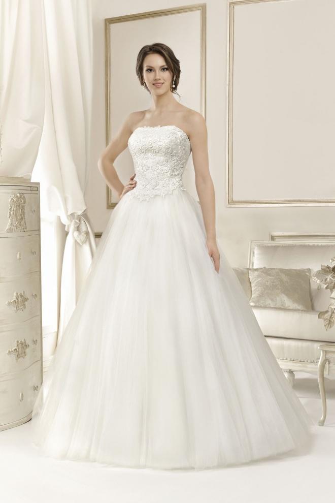 Suknia ślubna 17010