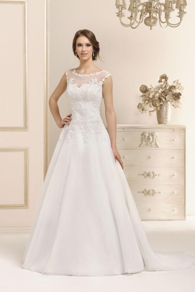 Suknia ślubna 17015T