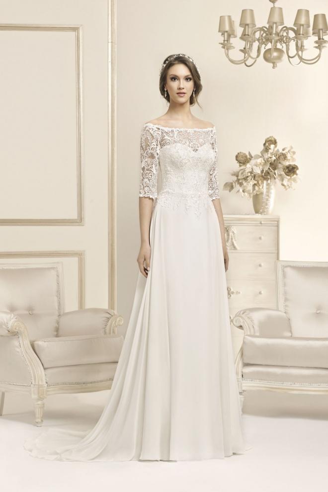 wedding dresses Wyprzedaż 17019T