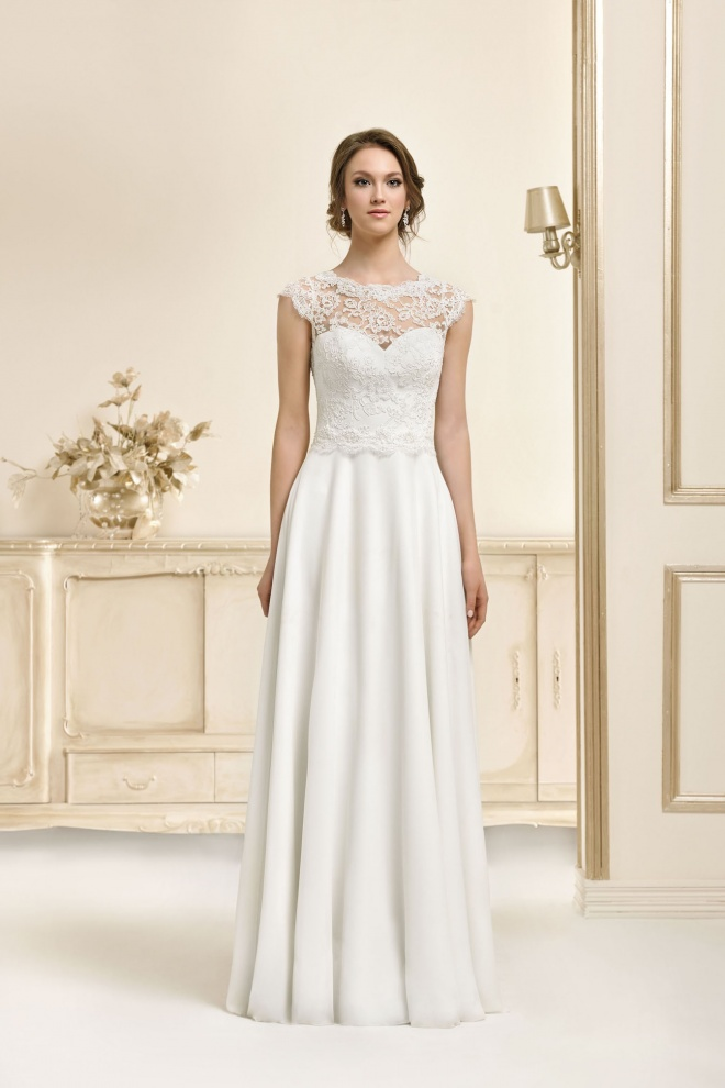 Suknia ślubna 17029