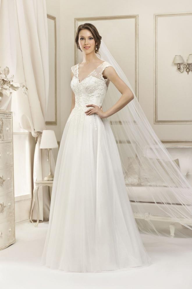 Suknia ślubna 17030