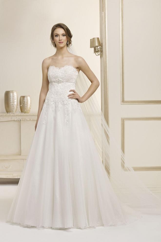 Suknia ślubna 17033TCK