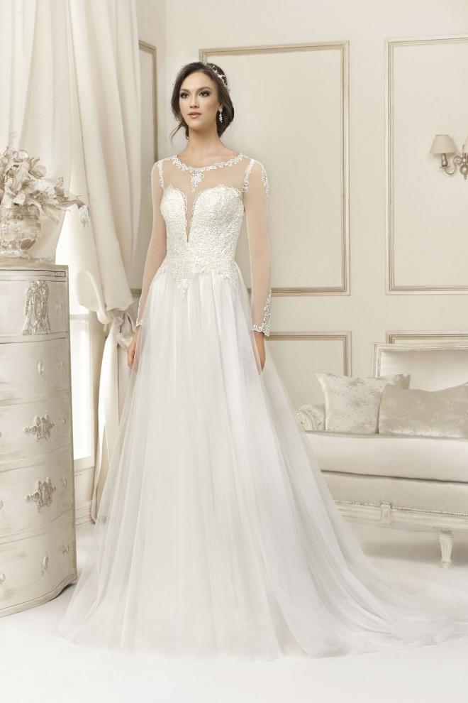 Suknia ślubna 17035T