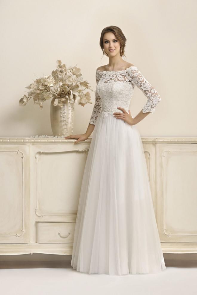 Suknia ślubna 17036