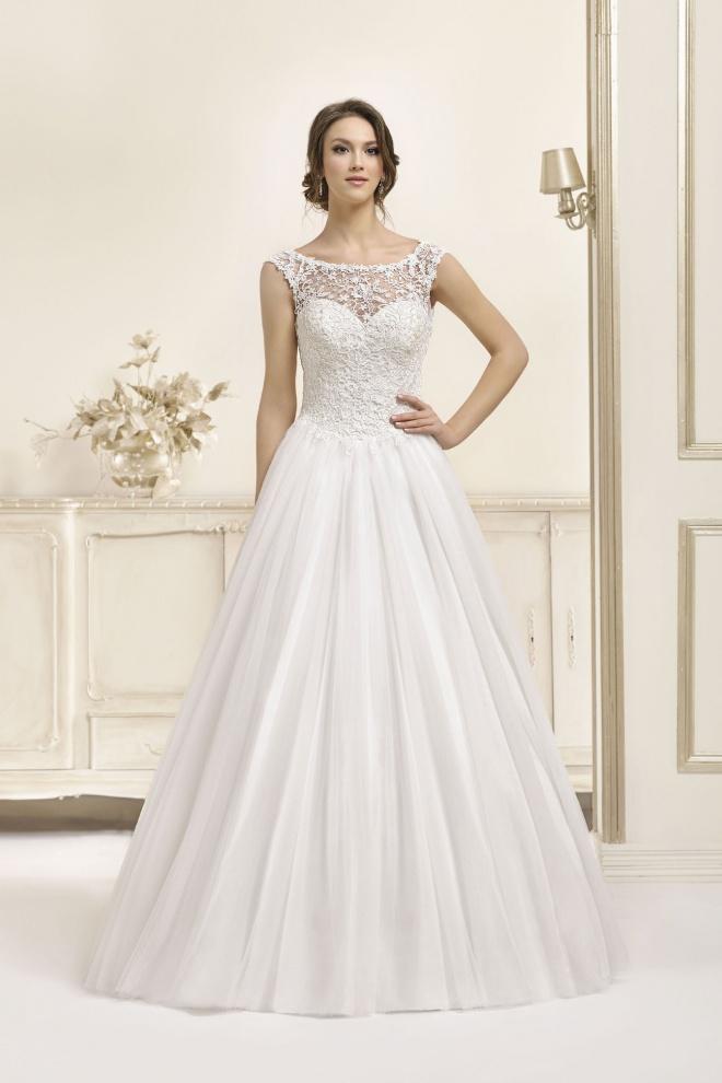 Suknia ślubna 17040