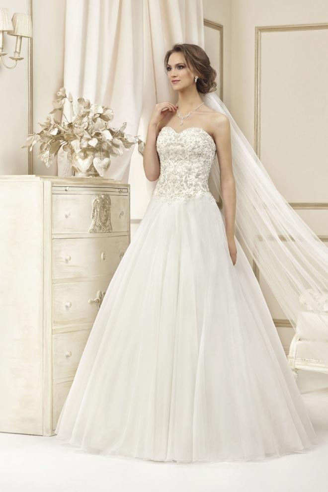 Suknia ślubna 17042