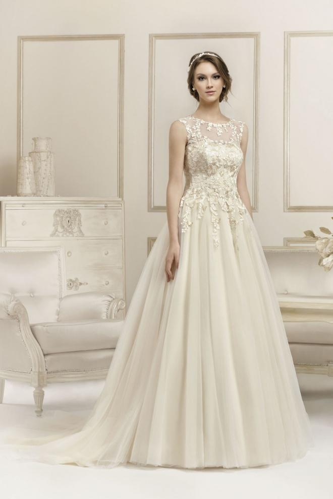 Suknia ślubna 17045T