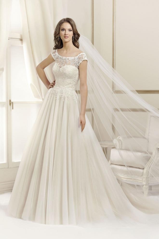 Suknia ślubna 17051T