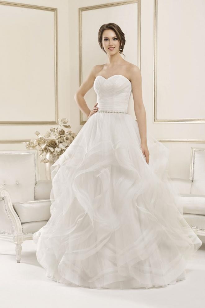 Suknia ślubna 17057