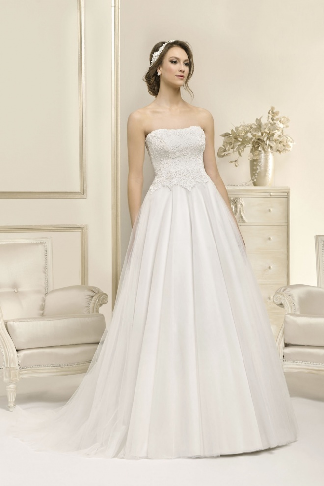 Suknia ślubna 17061T