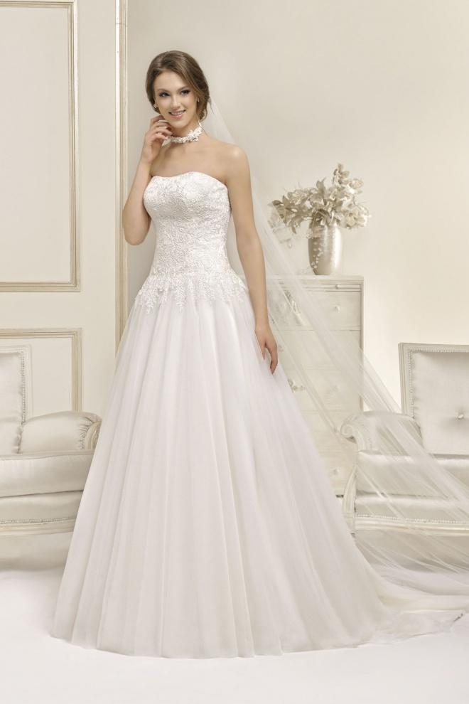Suknia ślubna 17067T